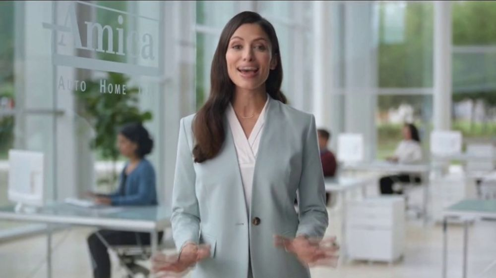Amica Mutual Insurance Company TV Commercial, 'Things We ...