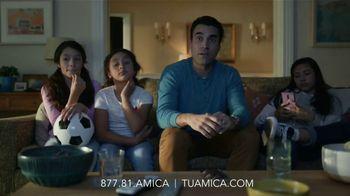Amica Mutual Insurance Company TV Spot, 'Goal' [Spanish] - Thumbnail 3