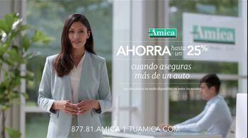 Amica Mutual Insurance Company TV Spot, 'Goal' [Spanish] - Thumbnail 7