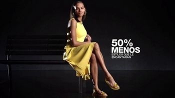 Macy's Black Friday en Julio TV Spot, 'Almohadas, trajes y zapatos' [Spanish] - Thumbnail 9