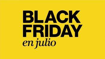 Macy's Black Friday en Julio TV Spot, 'Almohadas, trajes y zapatos' [Spanish] - Thumbnail 1