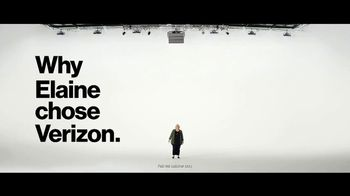Verizon TV Spot, 'Why Elaine Chose Verizon: $650'