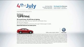 Volkswagen 4th of July Deals TV Spot, 'Take That to the Tank' [T2] - Thumbnail 5