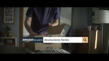 Amazon TV Spot, 'Mantenerse al día' canción de Freddie Scott [Spanish] - Thumbnail 4