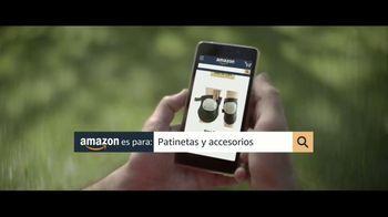 Amazon TV Spot, 'Mantenerse al día' canción de Freddie Scott [Spanish] - Thumbnail 7