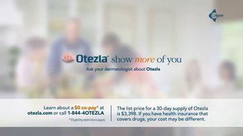 Otezla TV Spot, 'Little Things: Pool and Family Dinner' - Thumbnail 10