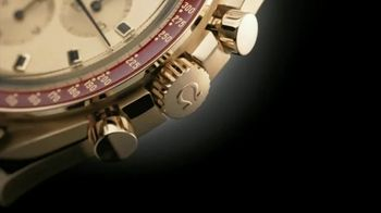 OMEGA 50th Anniversary Moonlanding Speedmaster TV Spot, 'Worn on the Moon' - Thumbnail 2