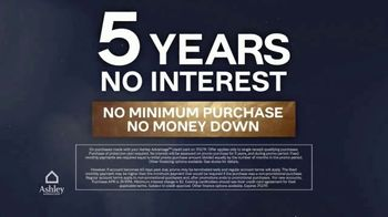 Ashley HomeStore Midnight Madness TV Spot, 'No Minimum Purchase' - Thumbnail 4