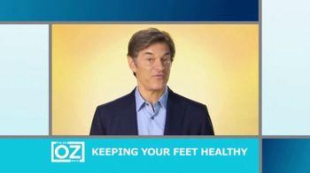 The Good Feet Store TV Spot, 'Dr. Oz: Keeping Your Feet Healthy' - Thumbnail 1
