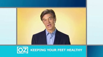 The Good Feet Store TV Spot, 'Dr. Oz: Keeping Your Feet Healthy'