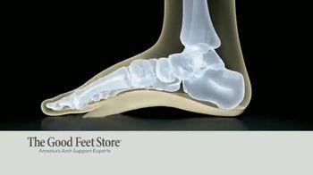 The Good Feet Store TV Spot, 'Dr. Oz: Keeping Your Feet Healthy' - Thumbnail 7