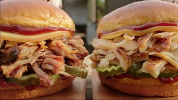 Arby's Smokehouse BBQ Meal TV Spot, 'The Secret to an Authentic BBQ Sandwich' - Thumbnail 1