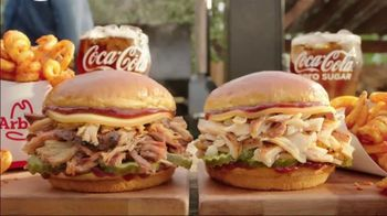 Arby's Smokehouse BBQ Meal TV Spot, 'The Secret to an Authentic BBQ Sandwich'