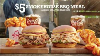 Arby's Smokehouse BBQ Meal TV Spot, 'The Secret to an Authentic BBQ Sandwich' - Thumbnail 4