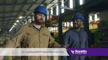Xarelto TV Spot, 'Not Today: Factory' - Thumbnail 5