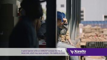 Xarelto TV Spot, 'Not Today: Factory' - Thumbnail 6