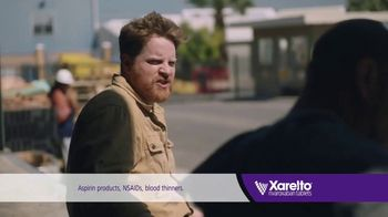 Xarelto TV Spot, 'Not Today: Factory' - Thumbnail 7