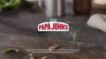 Papa John's Oven-Baked Heroes TV Spot, 'Stuffed' - Thumbnail 8
