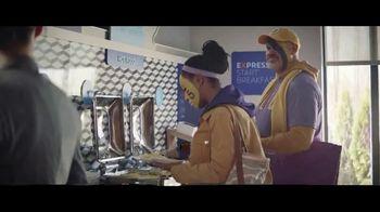 Holiday Inn Express TV Spot, 'Number One Fan'