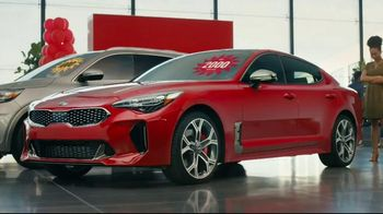 Kia 4th of July Sticker Sales Event TV Spot, 'Look for a Sticker and Save' [T2] - 635 commercial airings