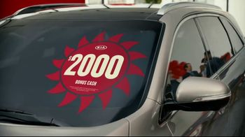 Kia 4th of July Sticker Sales Event TV Spot, 'Look for a Sticker and Save' [T2] - Thumbnail 6