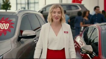 Kia 4th of July Sticker Sales Event TV Spot, 'Look for a Sticker and Save' [T2] - Thumbnail 8