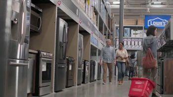 Lowe's TV Spot, 'Happy Hunting: Fingerprint-Resistant Whirlpool Refrigerator'