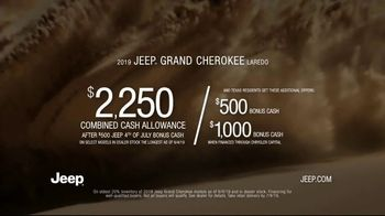 Jeep Fourth of July Sales Event TV Spot, 'Set Yourself Free' Song by This Will Destroy You [T2] - Thumbnail 9