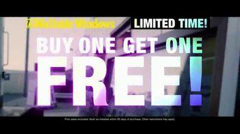Wallside Windows TV Spot, 'Buy One Get One: Extra $75 Off' - Thumbnail 1
