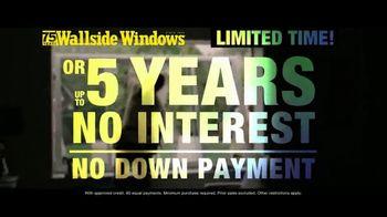 Wallside Windows TV Spot, 'Buy One Get One: Extra $75 Off' - Thumbnail 5