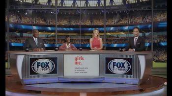 Girls Inc. TV Spot, 'FOX Sports: Fuel Their Fire'