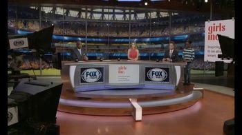 Girls Inc. TV Spot, 'FOX Sports: Fuel Their Fire' - Thumbnail 1