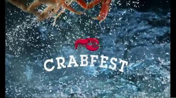 Red Lobster Crabfest TV Spot, 'Calling All Crab Fans' - Thumbnail 3