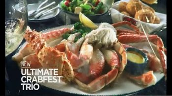 Red Lobster Crabfest TV Spot, 'Calling All Crab Fans' - Thumbnail 5