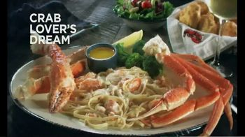 Red Lobster Crabfest TV Spot, 'Calling All Crab Fans' - 4416 commercial airings