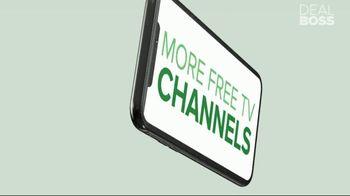 DealBoss TV Spot, 'Deal of the Week: TV Antenna' - Thumbnail 5