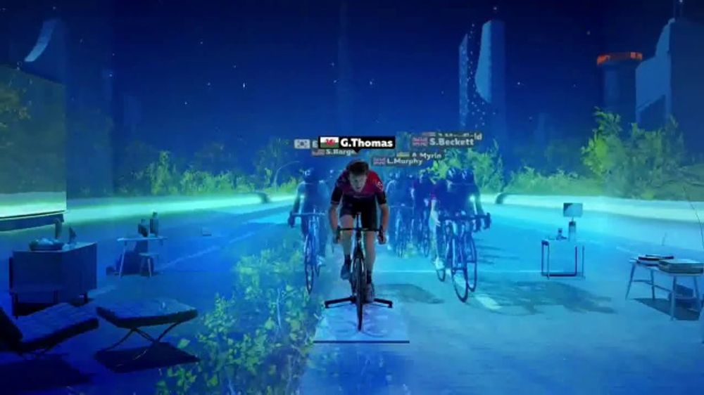 Zwift TV Commercial, 'Fun is Fast' - Video