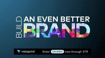 Vistaprint Right Now Sale TV Spot, 'July Semi-Annual Sale' - Thumbnail 7