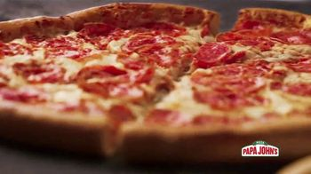 Papa John's Picks For $6 TV Spot, 'Pick Two or More' - Thumbnail 6
