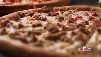 Papa John's Picks For $6 TV Spot, 'Pick Two or More' - Thumbnail 7