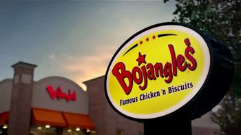 Bojangles' 2-Piece Dinner Combo TV Spot, 'Leg, Thigh and Biscuit' - Thumbnail 1