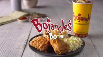 Bojangles' 2-Piece Dinner Combo TV Spot, 'Leg, Thigh and Biscuit' - Thumbnail 9