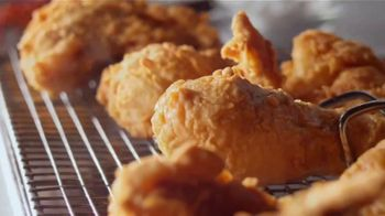 Bojangles' 2-Piece Dinner Combo TV Spot, 'Leg, Thigh and Biscuit' - Thumbnail 3