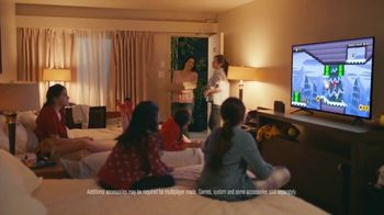 Nintendo Switch TV Spot, 'My Way: Mario Kart 8 Deluxe & Super Mario Maker 2' - Thumbnail 7