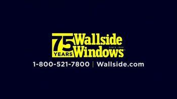 Wallside Windows TV Spot, 'The Wallside Way: Buy One, Get One' - Thumbnail 9