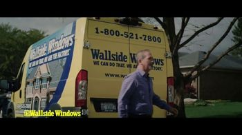 Wallside Windows TV Spot, 'The Wallside Way: Buy One, Get One' - Thumbnail 3