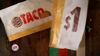 Burger King $1 Taco TV Spot, 'Taco-Bout a Surprise' Song by Lipps, Inc. - Thumbnail 3