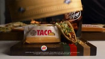 Burger King $1 Taco TV Spot, 'Taco-Bout a Surprise' Song by Lipps, Inc. - Thumbnail 7