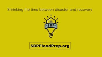 St. Bernard Project TV Spot, 'Flood Preparedness PSA: Flood Zone' - Thumbnail 10