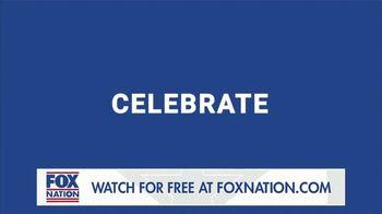 FOX Nation TV Spot, 'Celebrate America' - Thumbnail 7